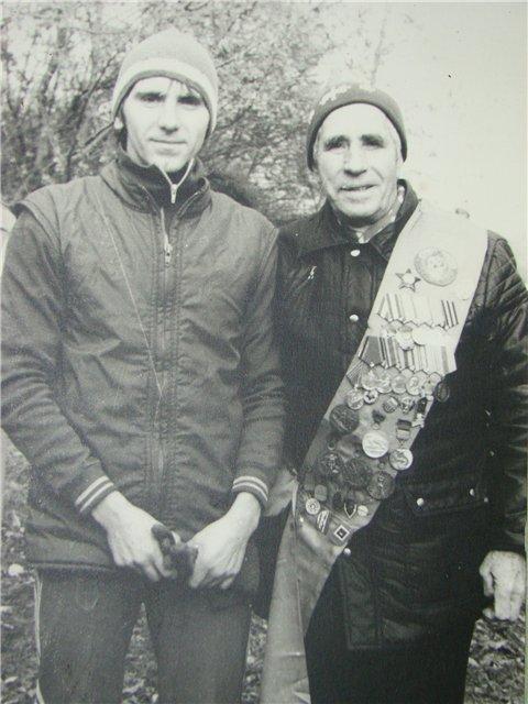 Воронеж 1986 год. Команда МГУ